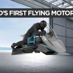 The First «Flying Motorcycle» Is Already Available For Pre-Order